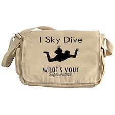skydive Messenger Bag
