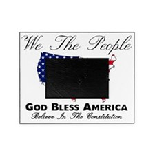 Believe In The Constitution Picture Frame