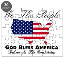Believe In The Constitution Puzzle