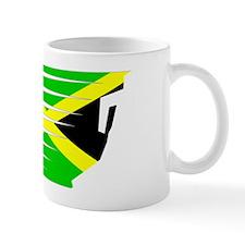 AthleticsDesign JAMAICA White Mug