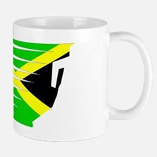 AthleticsDesign JAMAICA White Mug