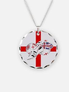 england football design Necklace
