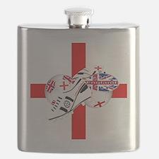 england football design Flask