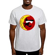 SQUANTUM Naval Air Station Military  T-Shirt