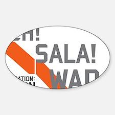 Fich! Sala! Wada! Decal