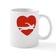 swimming1 Mug