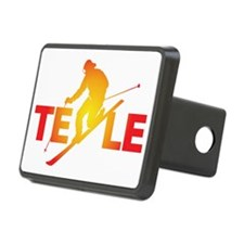 TELE vivid Rectangular Hitch Cover