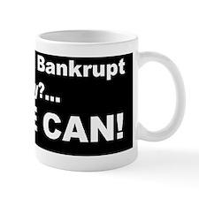 ANTI OBAMA YES HE CANDBUTTONBUMP Mug