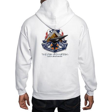 NEW!- Utah Space Command - Hooded Sweatshirt