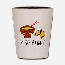 misofunny Shot Glass