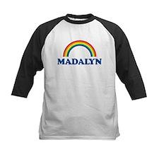 MADALYN (rainbow) Tee