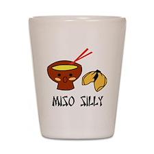 misosilly Shot Glass