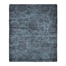 flipflop4 Throw Blanket