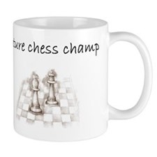 future chess champ Mug