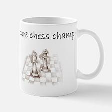 future chess champ Mug