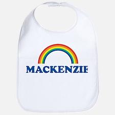 MACKENZIE (rainbow) Bib