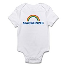 MACKENZIE (rainbow) Infant Bodysuit