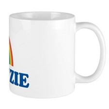 MACKENZIE (rainbow) Small Mug