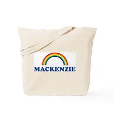MACKENZIE (rainbow) Tote Bag