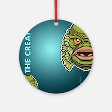 flipflop_creature Round Ornament