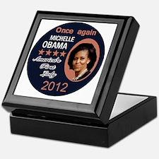 Michelle 2012 Keepsake Box
