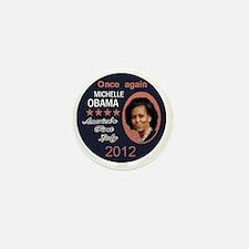 Michelle 2012 Mini Button
