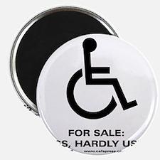 Leg 4 Sale Magnet