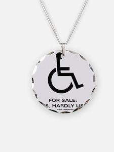 Leg 4 Sale Necklace