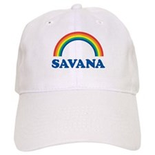 SAVANA (rainbow) Baseball Cap