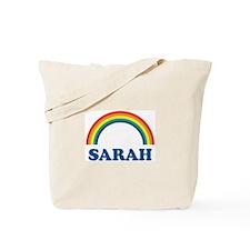 SARAH (rainbow) Tote Bag