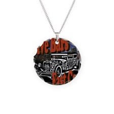 Fast Cars Necklace