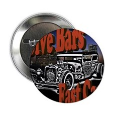 "Fast Cars 2.25"" Button"