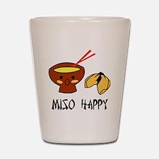 misohappy Shot Glass