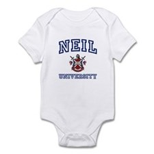 NEIL University Infant Bodysuit
