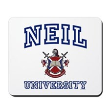 NEIL University Mousepad