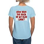 Back of my Sled Women's Light T-Shirt