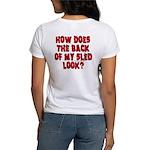 Back of my Sled Women's T-Shirt