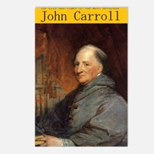 Archbishop Carroll cover  Postcards (Package of 8)