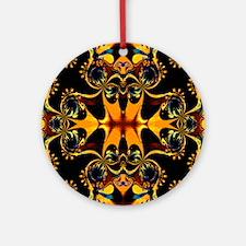 FLIPFLOPS-002 Round Ornament