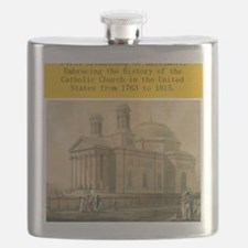 Archbishop Carroll cover back final 02 PNG Flask