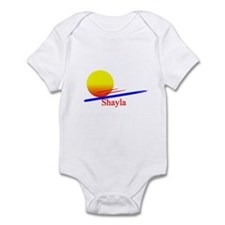 Shayla Infant Bodysuit