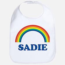 SADIE (rainbow) Bib