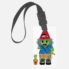 zombiegnome-01 Luggage Tag