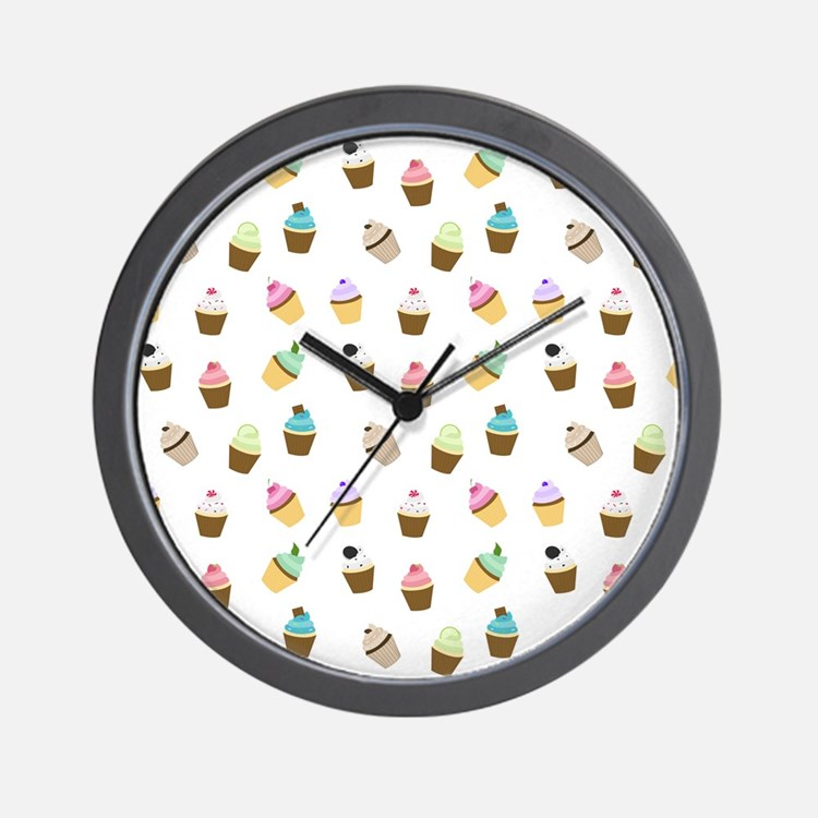 7temp_flip_flops Wall Clock