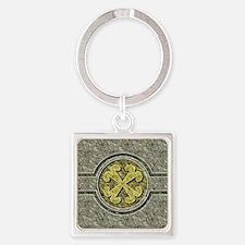 036-BlinkStep Square Keychain