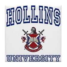 HOLLINS University Tile Coaster