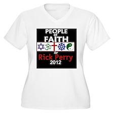 Rick Perry Faith T-Shirt