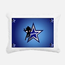 Dallas yard Sign Rectangular Canvas Pillow