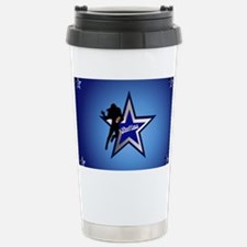 Dallas yard Sign Travel Mug