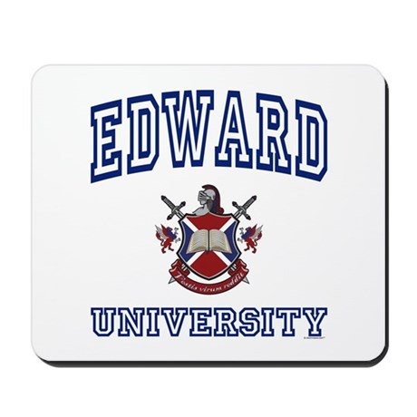 EDWARD University Mousepad